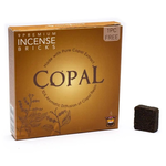 Aromafume wierookblokjes Copal
