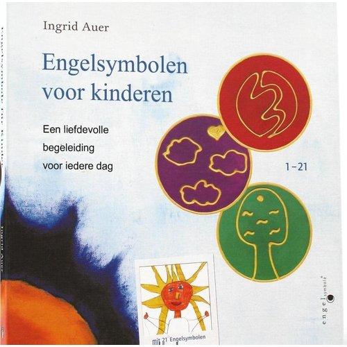 Engelsymbolen voor kinderen set