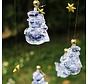 Mobiel sneeuwpopjes