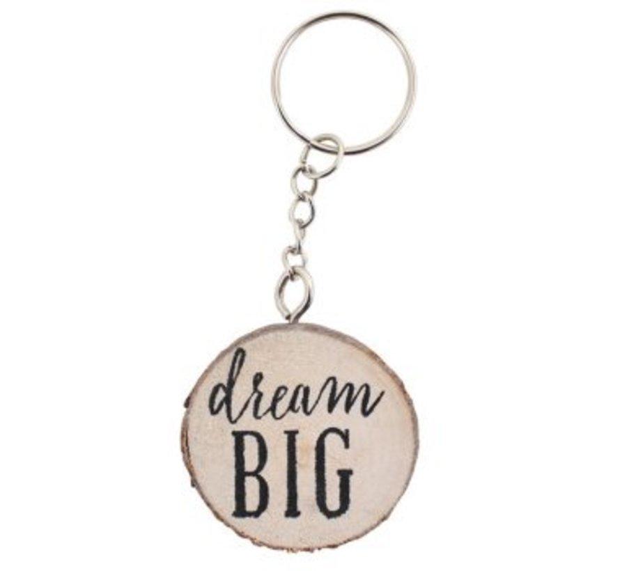 Sleutelhanger dream big