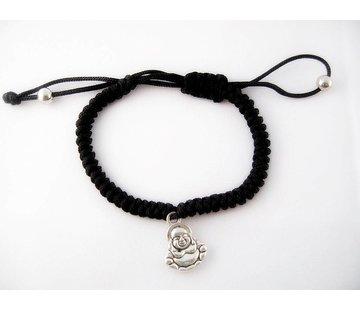 Boeddha geluks armband