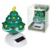 Kerstboom solar op zonne energie