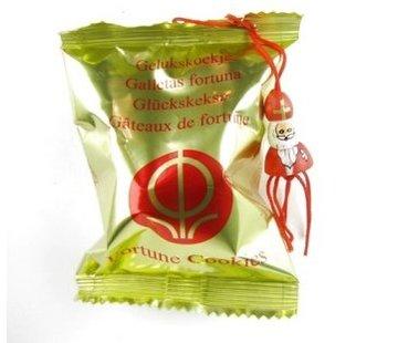 Fortune cookie met een Sinterklaas 10 stuks