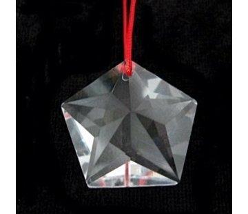 Regenboogkristal ster