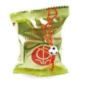 Fortune cookie met een voetbal 10 stuks