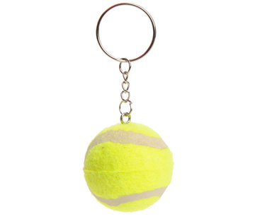 Sleutelhanger tennisbal