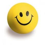 Stressbal Smiley