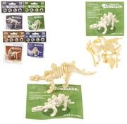 Puzzel dinosaurus 15 delig