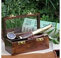 Set telescope kompas en vergrootglas