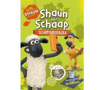 Shaun het schaap schapendoeboek