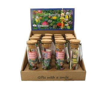 Bijenbloemen cadeau