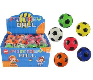 stressbal voetbal