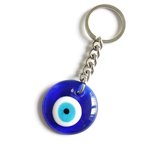 Sleutelhanger boze oog