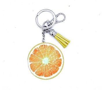 Sleutelhanger of tashanger sinaasappel