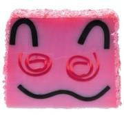 zeep met kat gezicht