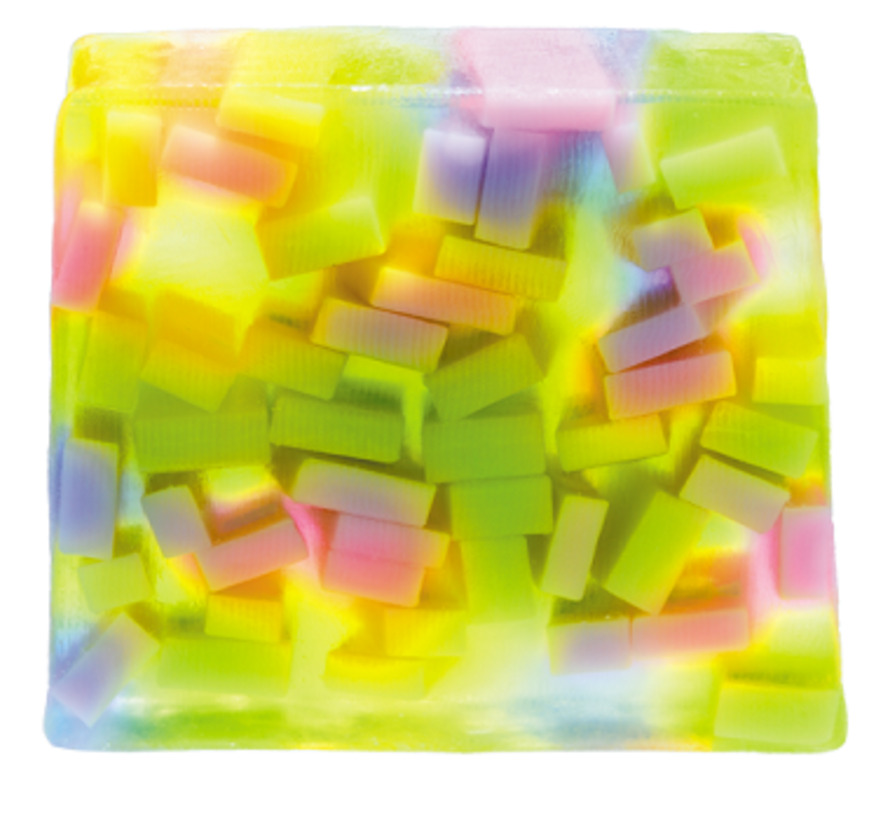 Confetti zeep