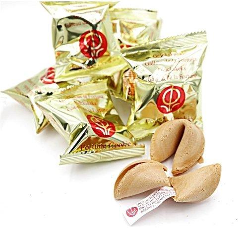 Fortune cookies 100 stuks