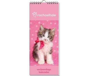 Hale verjaardag kalender Kat