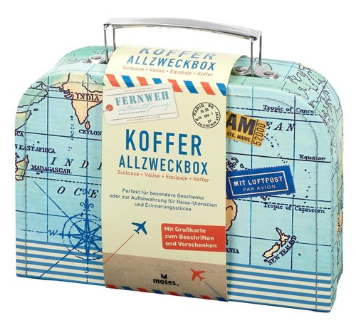 Reiskoffertje opbergbox