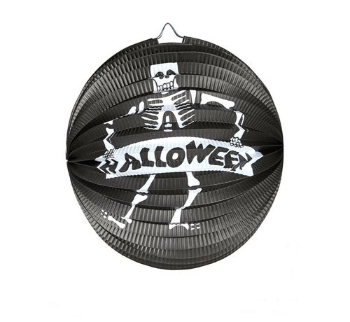 Lampion skelet