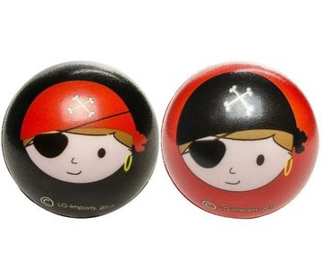 Anti stress bal piraat