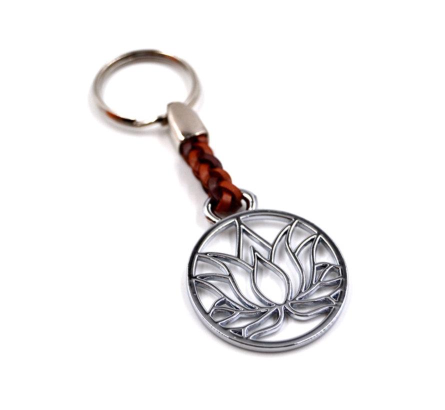 Sleutelhanger lotusbloem