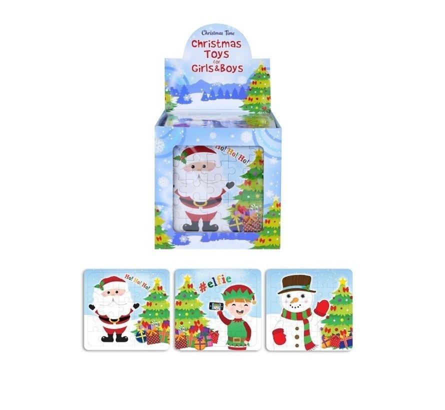 Kerstpuzzels