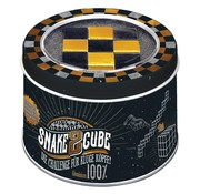 Snake2 Cube goud