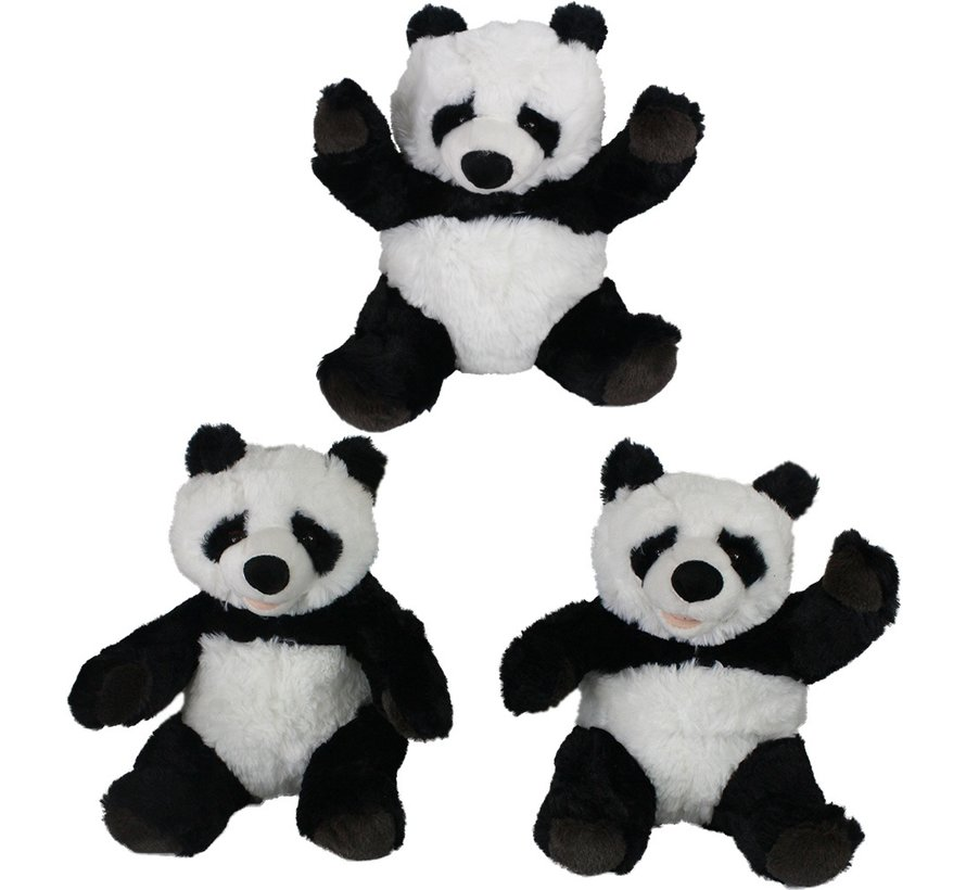 Panda knuffel 26 cm