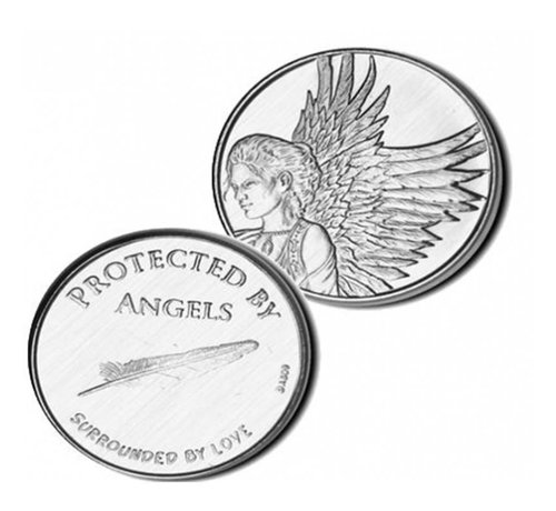 Engelenmuntjes protected by Angels