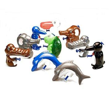 Waterpistool dieren