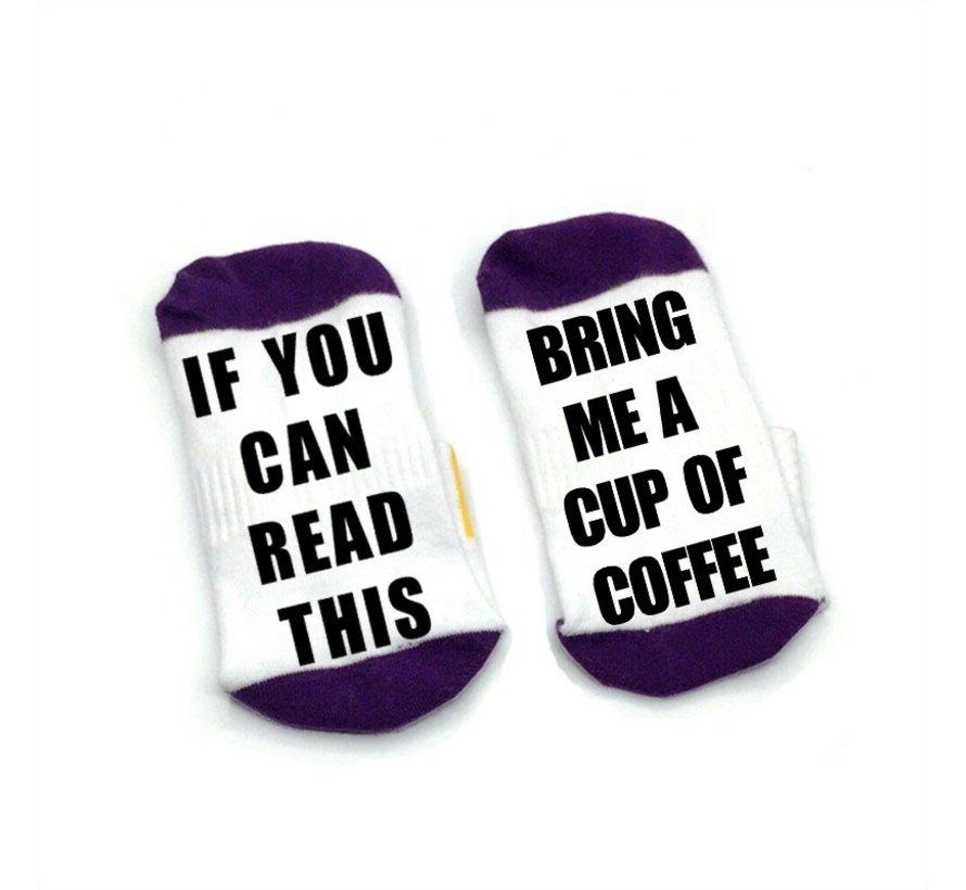 Sokken coffee