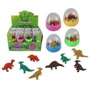 dino ei met 8 dinosaurussen