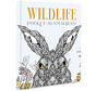 Kleurboek wilde dieren