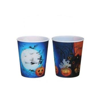 3D beker Halloween