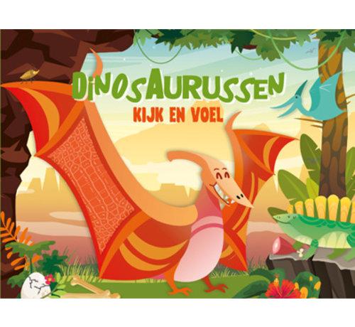 Dinosaurussen - kijk en voel
