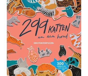 299 katten (en één hond)