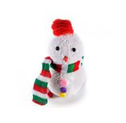 Handdoek sneeuwpop