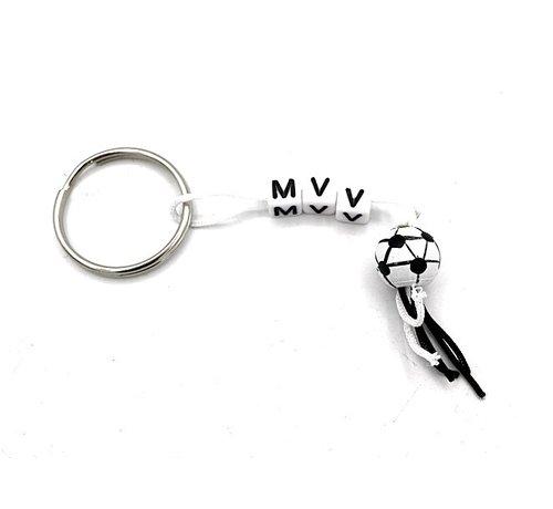 Sleutelhanger voetbal MVV