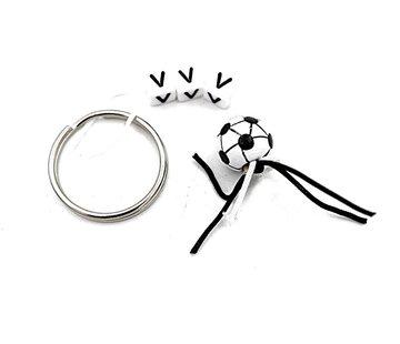 Sleutelhanger voetbal VVV