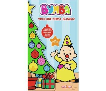 Kerstboomboek Bumba met stickers