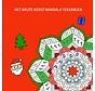 Het grote Kerst Mandala tekenboek