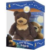 Je bent de liefste papa - boek & knuffelbeer