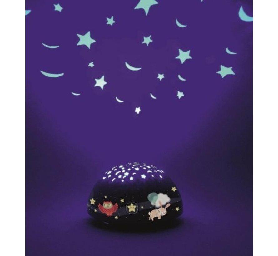 Nachtlampje sterrenhemel