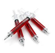 Pen Injectiespuit met kaartje