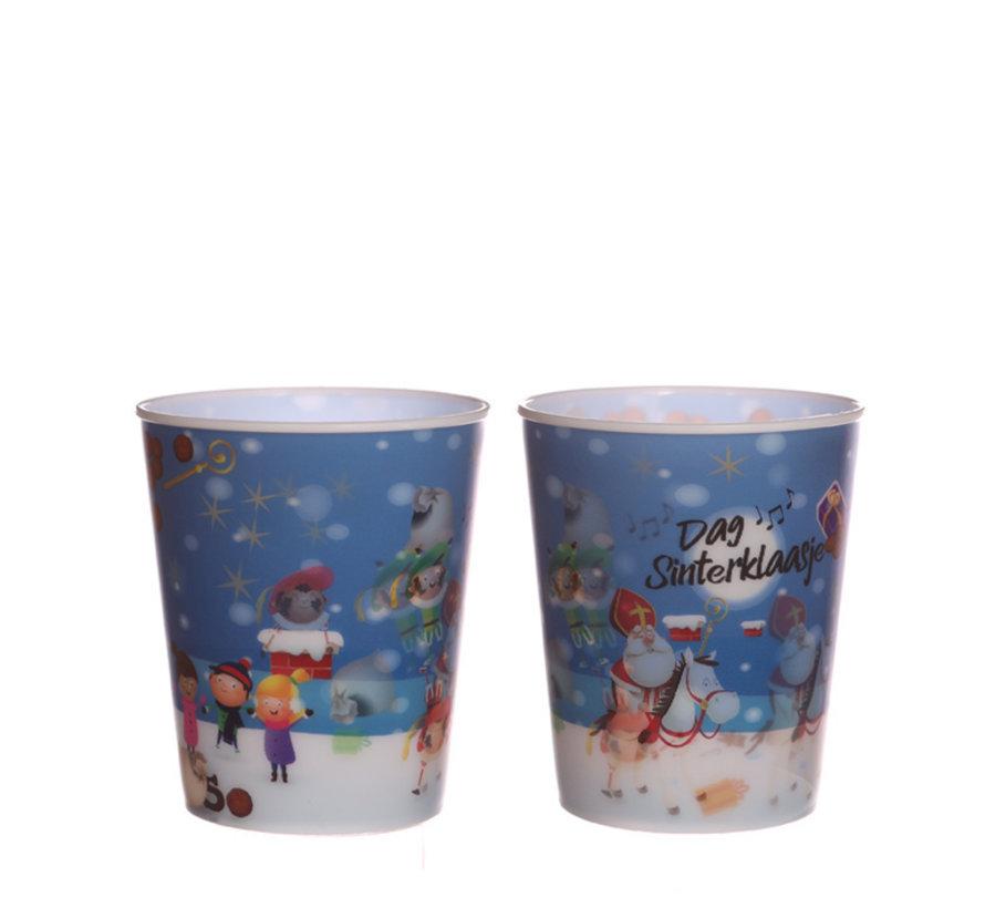 Sinterklaas drinkbeker
