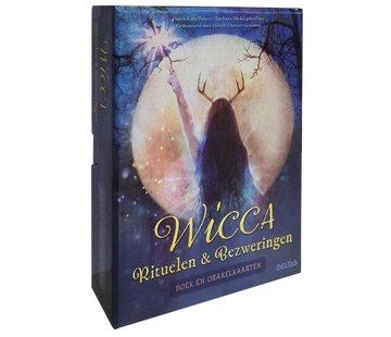 Wicca rituelen & bezweringen Boek en orakelkaarten