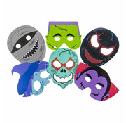 Halloween masker van foam