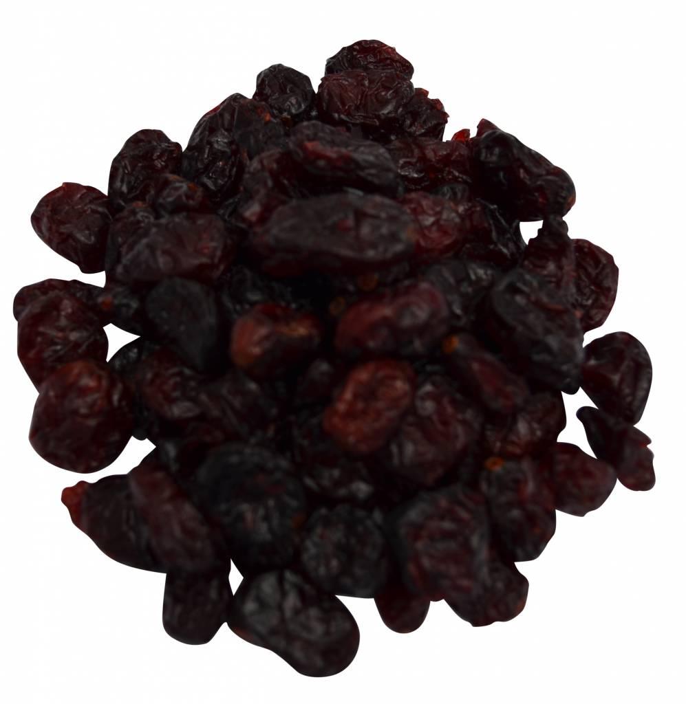 Cranberry's gedroogd en gezoet heel