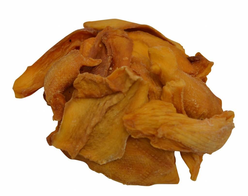 Mango slices ongesuikerd